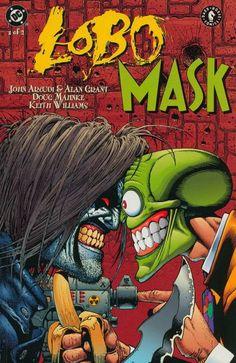 Lobo v Mask #1