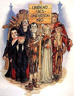 The Fresh Start Club (Reaper Man)