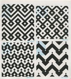 Islamic Art Patterns | GP-B 039 Geometric Patterns & Borders