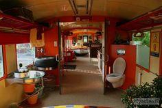 Tram Hotel - Nederland