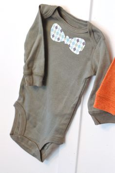 DIY Patterned Printable Heat Transfer Onesies | Silhouette Project