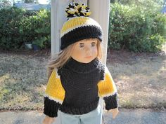 Worsted Ravelry: BGBEEBS's Steeler's Sweater and Hat