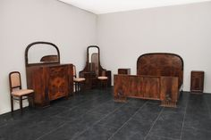 CAMERA FRANCESE ANNI 20 - Marco Polo - Antiques online -