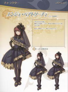 Ange-Beatrice - Umineko no Naku Koro ni