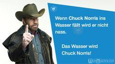 Wenn Chuck Norris ins Wasser fällt - Fakten zu Chuck Norris