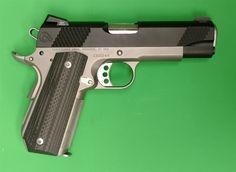 Christensen Arms 1911 Titanium 45 ACP PistolLoading that magazine is a pain! Get your Magazine speedloader today! http://www.amazon.com/shops/raeind