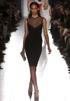 Please Santa can I have this Victoria Beckham 2013 dress for the Christmas Party this year? I have been a good girl....