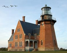 Block Island Southeast Light, New Shoreham,