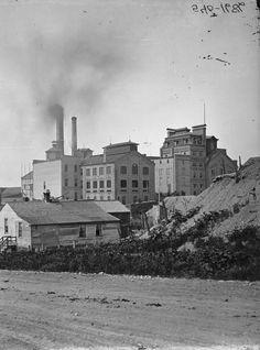 Schlitz Brewery | Photograph | Wisconsin Historical Society