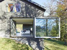 Savioz House Conversion / Savioz Fabrizzi Architectes