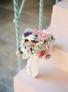 Bejeweled Bouquet
