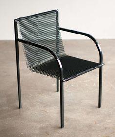 Shiro Kuramata armchairs, designed in 1985 for Pastoe image 3