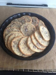 A bit of everything and a little more, chocolate chips cookies (dansk opskrift)