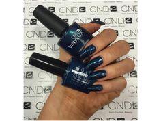 Cnd Shellac Colors, Shellac Nail Art, Shellac Nails, Gel Manicure, Nail Polish Colors, Nails 2015, Cnd Vinylux, Winter Nails, Fall Nails