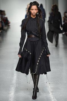 Antonio Berardi Fall 2017 Ready-to-Wear Fashion Show