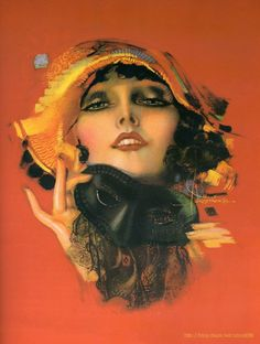 Rolf Armstrong (America, 1889-1960)