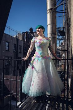 The-couture-company-alternative-bespoke-wedding-quirky-dresses-1950s-swing-vintage-lace-embroidered-lace-dress-bride-teal-blue-pink-polkadot-assassynation (75)