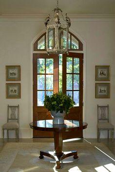 Spitzmiller Norris Architects-French Cottage - Suzanne Kasler Design