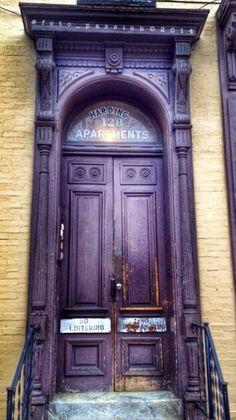 Frederick, Maryland, United States. #door #knockknock #porta