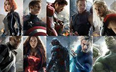 Iron Man Captain America Wallpaper