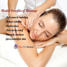 Health benefits of massage #massage #beauty #tips #health #thefitglobal
