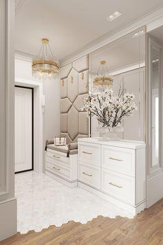 Home Design Store, Home Room Design, Home Interior Design, Decor Home Living Room, Living Room Designs, Home Bedroom, Hallway Designs, Foyer Design, Home Decor Trends