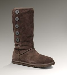 not so uggly Uggs!  just picked up a pair of these and I'm in love, need to remember what this particular style is called