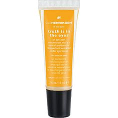 OLE HENRIKSEN Truth is in the eyes™ peel 15ml; keeps the skin under your eyes moisturized and clear- no hard white bumps under the eyes (millia)