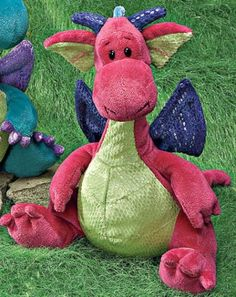 gund baby dragon plush toy | Snuffle the Dragon Cuddly Plush Purple Dragon | Stuffed Animal Toys