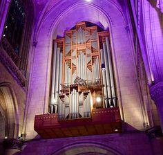 Orgel im Neuen Dom