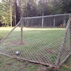 cages de foot - construction building football goal range