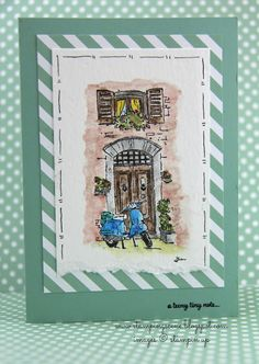 Independent UK Stampin' Up!® Demonstrator seller of paper craft supplies shares tips and ideas : Stampin' Up! Mediterranean Moments for Special Memories