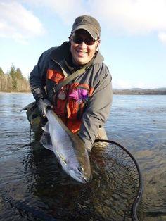 Washington state on pinterest whidbey island washington for Hoh river fishing