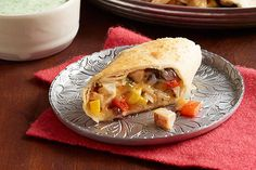 ... we've put a Southwest-style spin on everyone's favorite: egg rolls