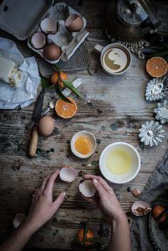 Local Milk | winter citrus meringue tarts in venice