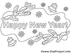 10+ silvester ausmalbilder ideas | newyear, new year