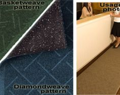 Since 1968 the Feasel family has owned and operated Airomat and its partner business My Matting in Fort Wayne, IN. The orginal business, Airomat Corporation, manufactured and sold a unique new matting product they called Airomat matting – a handmade longlasting matting solution. In the 1980's, the company expanded it's inventory to include a variety of matting products. Jody Feasel began working in the family business in high school, grinding scrap material for recycling