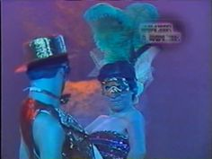 This version of Transmutation was broadcast on Noche a Noche, which Televisa hosted in Mexico City, Mexico.     Transmutation or Scientists and Danger is a dance theater play similar to the story of Dr. Jeckyll and Mr. Hyde, but is not the same exact story. Transmutation was done by actor Carlos Duarte and Elsy Contreras.