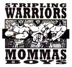 My mom got this on a T-Shirt for my 2 brothers and me :-)