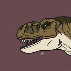 Jurassic World 3, Jurassic Park Series, Godzilla, Cool Dinosaurs, Big Cats Art, Tiger Art, Dinosaur Art, Tyrannosaurus Rex, Dog Photos