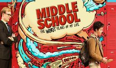 Middle School the Worst Years of my Life brings the book to life in a comical yet sometimes serious fashion and really took me by surprise