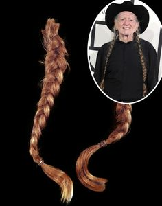 What?!: See Willie Nelson's Braids and 7 More of the Weirdest Celebrity Auction Items