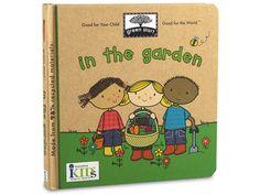 Peter's of Kensington | Innovative Kids - Green Start In The Garden Book