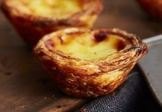 This is the authentic Portuguese Custard Tarts recipe, used by a bakery in Lisbon. The recipe is easy to follow, a few tips will make your tarts a success.