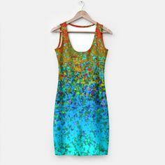 Medusa Graphic Art dress, Live Heroes-44.95€.