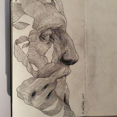 #Moleskine #Sketch #Drawing