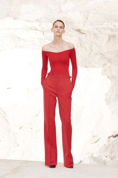 Gabriela Hearst - Spring 2017 Ready-to-Wear