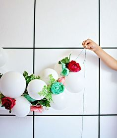 This lovely hanging decoration is much simpler to make than it appears.