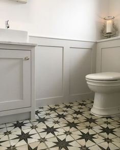 Downstairs toilet ideas small wallpaper 71