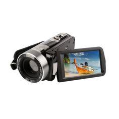 อย่าช้า  FHD 20MP Digital DV Video Camcorder AVI Camera (Black) - intl  ราคาเพียง  2,494 บาท  เท่านั้น คุณสมบัติ มีดังนี้ Electronic anti-shake TFT LCD Screen& Screen resolution of 1024*768pixel or higher Face detect White balance Auto power off Off
